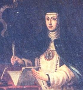 Mary of Jesus of Ágreda